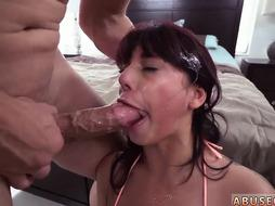 Gina is Blowing Dick Hard